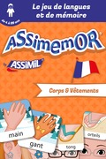 Assimemor – Mes premiers mots français : Corps et Vêtements