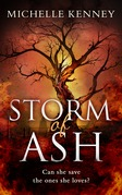 Storm of Ash (The Book of Fire series, Book 3)