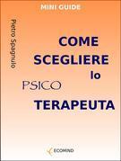 Come scegliere lo psicoterapeuta