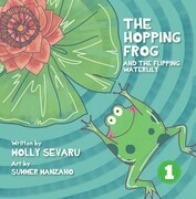 The Hopping Frog and the Flipping Waterlily