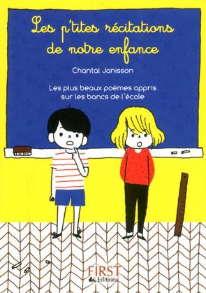Le Petit Livre de - P'tites Récitations de notre enfance
