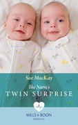 The Nurse's Twin Surprise (Mills & Boon Medical)