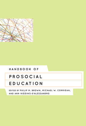 Handbook of Prosocial Education