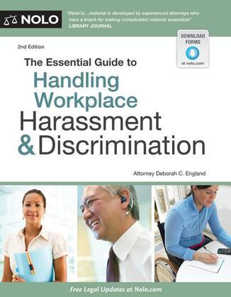 The Essential Guide to Handling Workplace Harassment &amp; Discrimination