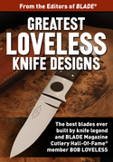 Greatest Loveless Knife Designs: Discover the best knife patterns & blade designs from Bob Loveless