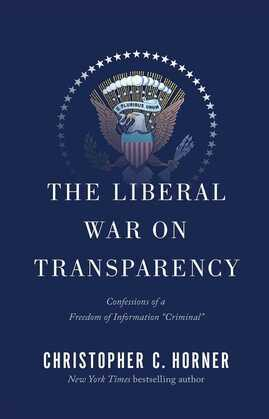 The Liberal War on Transparency: Confessions of a Freedom of Information ',Criminal',