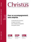 Revue Christus : Pour un accompagnement sans emprise