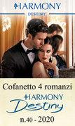 Cofanetto 4 Harmony Destiny n. 40/2020