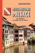 Petite Histoire d'Alsace