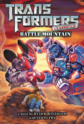 Transformers Classified: Battle Mountain