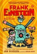 Frank Einstein and the BrainTurbo (Frank Einstein series #3)
