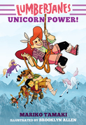 Lumberjanes: Unicorn Power! (Lumberjanes #1)