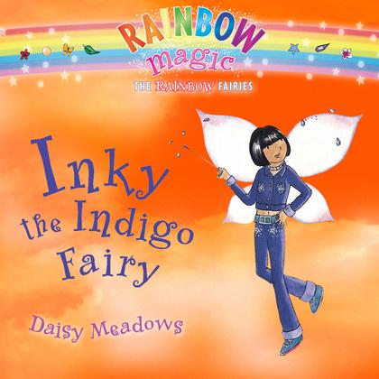 Rainbow Magic: Inky the Indigo Fairy