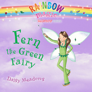 Rainbow Magic: Fern the Green Fairy