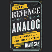 The Revenge of Analog
