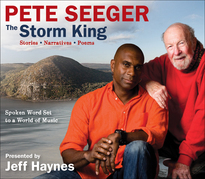 Pete Seeger: The Storm King