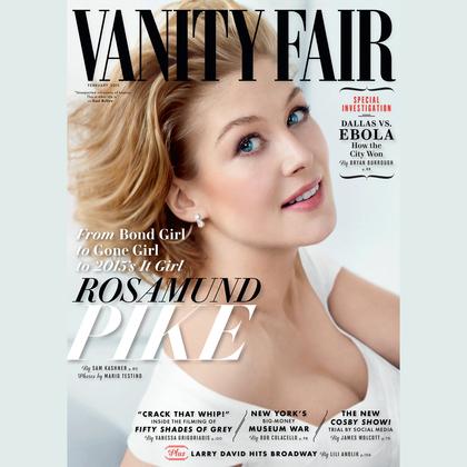 Vanity Fair: February 2015 Issue