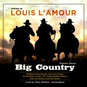 Big Country, Vol. 3