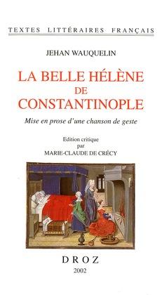 La belle Hélène de Constantinople