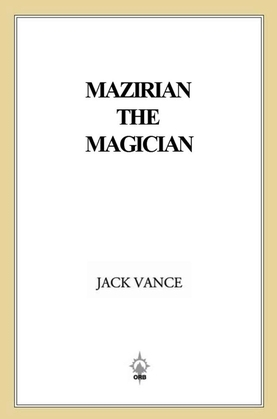 Mazirian the Magician