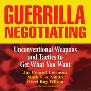 Guerrilla Negotiating
