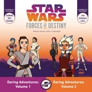 Star Wars Forces of Destiny: Daring Adventures, Volumes 1 & 2