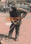 Le sociographe n°67. Souffrance sociale et solidarités
