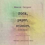 Rock, Paper, Scissors, and Other Stories
