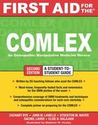 First Aid for the COMLEX, Second Edition