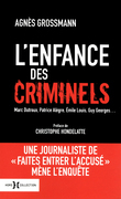 L'enfance des criminels