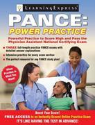 PANCE: Power Practice