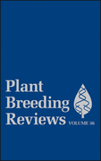Plant Breeding Reviews