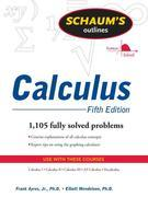Schaum's Outline of Calculus, 5ed : Schaum's Outline of Calc, 5ed
