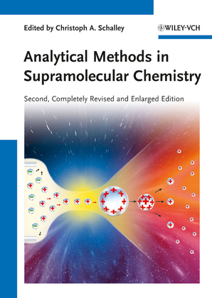 Analytical Methods in Supramolecular Chemistry
