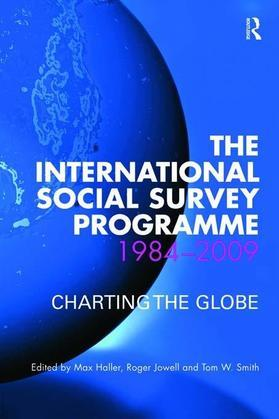 The International Social Survey Programme 1984-2009: Charting the Globe