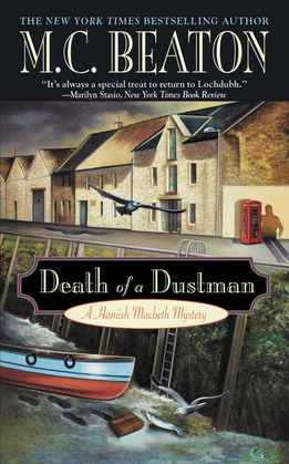 Death of a Dustman: A Hamish MacBeth Mystery
