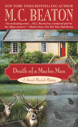 Death of a Macho Man: A Hamish MacBeth Mystery