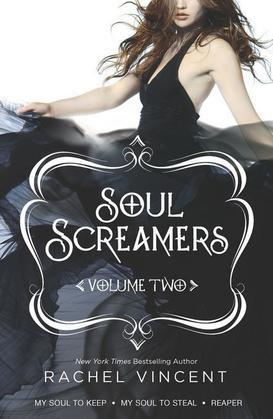 Soul Screamers Volume Two: My Soul to Keep\My Soul to Steal\Reaper
