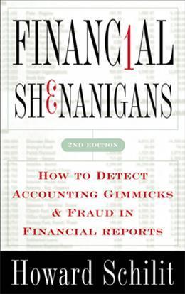 Financial Shenanigans