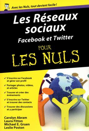 Les Réseaux sociaux Poche Pour les Nuls