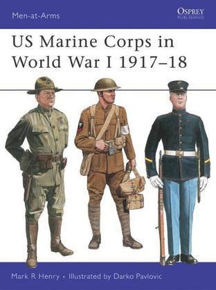 US Marine Corps in World War I 1917-18