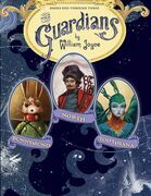 The Guardians: Nicholas St. North and the Battle of the Nightmare King; E. Aster Bunnymund and the Warrior Eggs at the Earth's Core!; Toothiana, Queen
