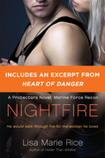 Nightfire with a Special Excerpt: A Protectors Novel: Marine Force Recon