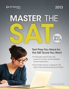 Master the SAT: Practice Test 6: Prac Tes 6 of 6