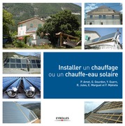 Installer un chauffage ou un chauffe-eau solaire
