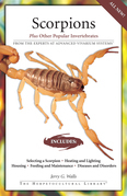 Scorpions: Plus Other Popular Invertebrates