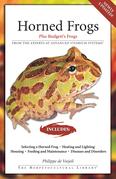 Horned Frogs: Plus Budgett's Frogs