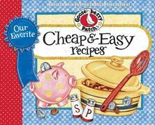 Our Favorite Cheap &amp; Easy Recipes Cookbook: Fast frugal...fabulous food!  You'll find lots of budget-friendly ways to feed family &amp; friends when time