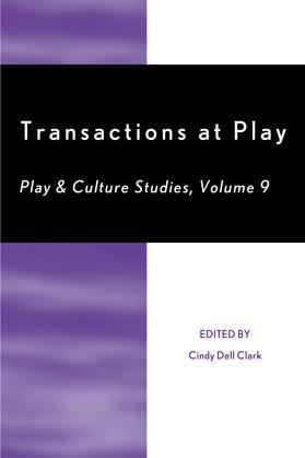 Transactions at Play: Volume 9