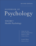 Handbook of Psychology, Health Psychology